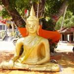 Buddhastaty i Koh Samui