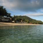 Strand i Koh Samui