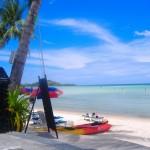 Strander i Koh Samui 2