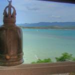 Vacker utsikt i Koh Samui